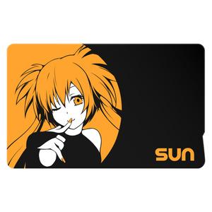 ICカードステッカー ver.SUN(JB10)