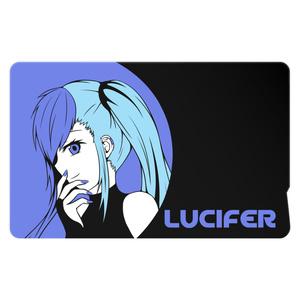 ICカードステッカー ver.LUCIFER