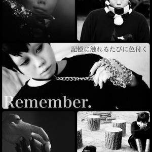 コスプレフォトブック「Remember.」
