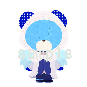 【A3!】冬組 旗揚げ公演 衣装ベア
