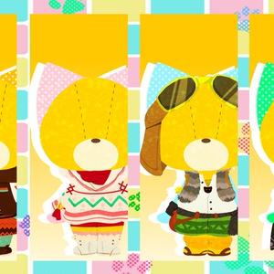 【A3!】夏組 第二回公演 衣装ベア