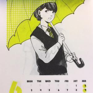 2019-20年 新作カレンダー