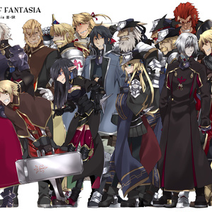 Knights of fantasia