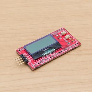 LCD付きLPC1114マイコンボード OresamaARM