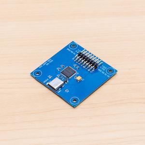 Type-C搭載USB-4chシリアル変換ボード(CP2108採用)