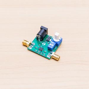 HMC472Aステップアッテネータ&HMC625B VGAボード