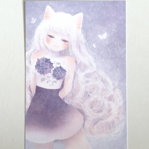 Postcard (HANANEKO n02)