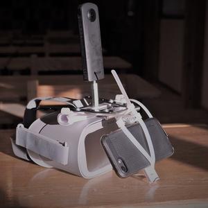 【ホムセン工作】Oculus Go用THETA&スマホマウント
