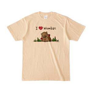 Tシャツ-ウォンバット