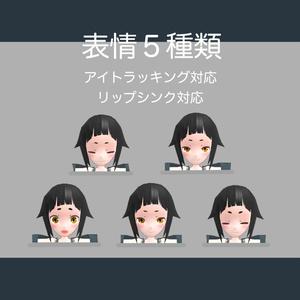 オリジナル3Dモデル『るず』ver2.00