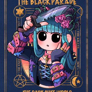 WELCOME TO THE BLACK PARADE - THE DARK CUTE WORLD【送料込み】