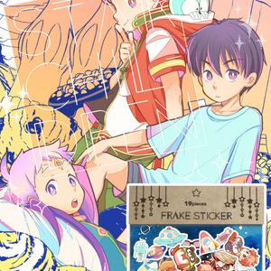 STAR CHILDREN+フレークシール