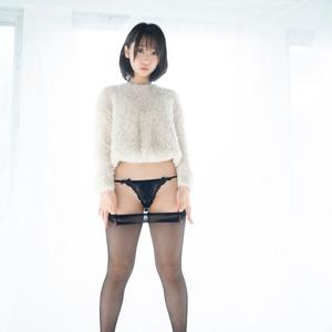 【C97新作写真集】黒タイツ写真集