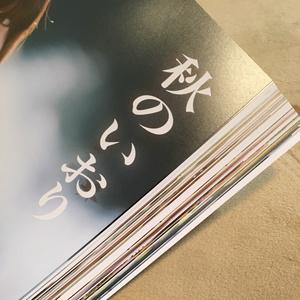 【C93新作】秋の伊織 写真集