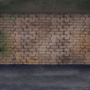 バーチャル背景「迷宮技師の部屋」