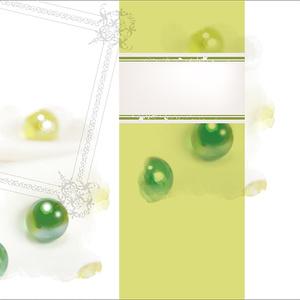 【印刷可能】同人誌表紙素材【Design:25】