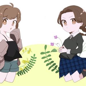 [人狼J]エマ/アンナ マグネットシート