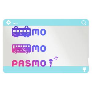 【PASMO】Sing民ICカードステッカー