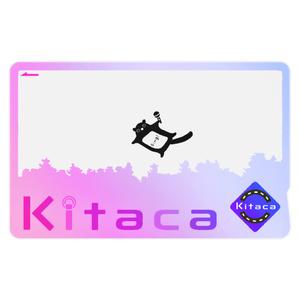 【Kitaca】Sing民ICカードステッカー