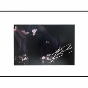 ■ lily ポストカード(サイン入り)