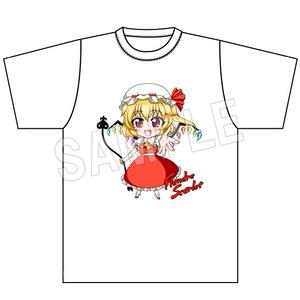東方Project フランドール(デフォルメ) Tシャツ