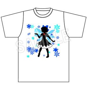 東方Project シルエットTシャツ『チルノ』
