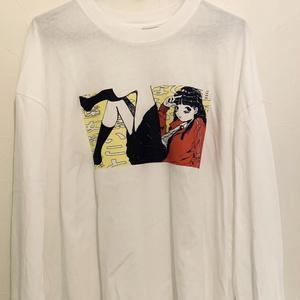 女学生チャンTシャツ