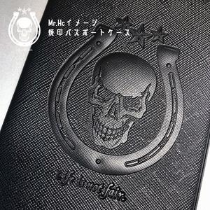 パスポートケース Mr.Hcイメージ
