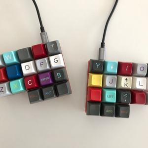 MiniAxe 自作キーボードキット (DIY keyboard kit)