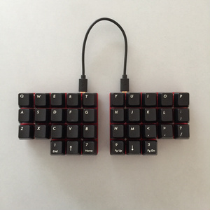 MiniAxe (DIY keyboard kit)