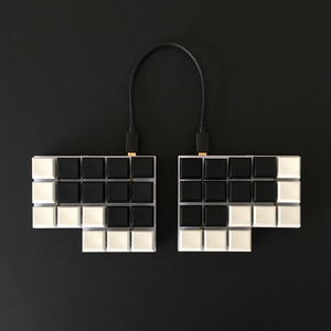 MiniAxe LP (DIY keyboard kit)