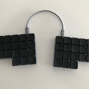 MiniAxe LP 自作キーボードキット (DIY keyboard kit)