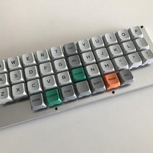 Halberd 自作キーボードキット (DIY keyboard kit)