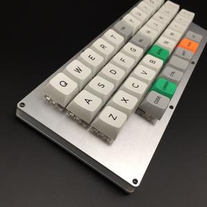 Halberd (DIY keyboard kit)