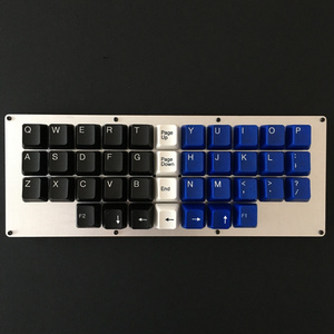 Halberd (DIY keyboard kit)
