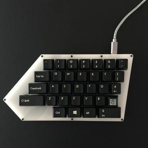 Scythe (DIY keyboard kit)