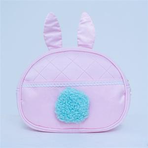 アニマルポーチ(うさ耳/リス耳/おおかみ)Cosmetic Pouch(Bunny/Squirrel/Little Grey Wolf )