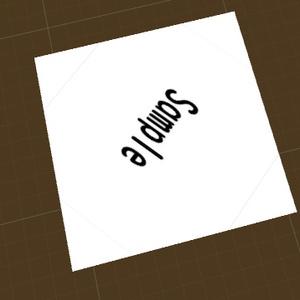 SimpleShaderシリーズ:回転シェーダー