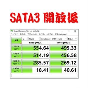 『Panasonic Let's note CF-NX3シリーズ SATA3開放マニュアル』初版