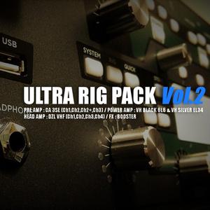 ULTRA RIG PACK Vol.2 (CA 3SE / DZL VHF)