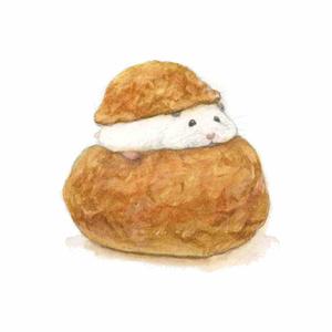 【ポストカード】チュークリーム