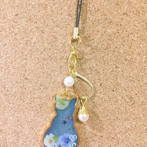 【オリジナル】青いネコ