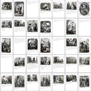 『サンソン家回顧録』追加コンテンツ2―新規挿絵集