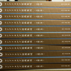 【少し難あり品】マンドリカルド原典集成 太陽の書