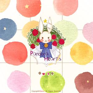 Pandora Hearts マスキングテープ