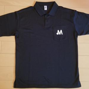 モナコインポロシャツ(Mサイズ・ポケット付)