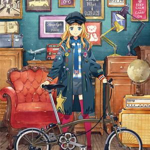少女サイクル HELLO! WORLD!