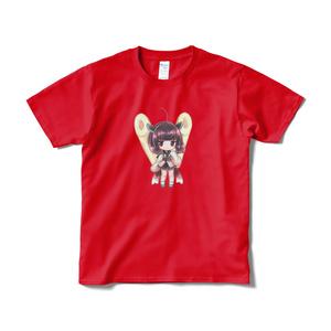 東北きりたん レッドTシャツ
