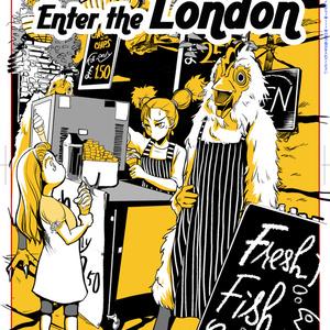 Enter the London(ロンドン旅行記