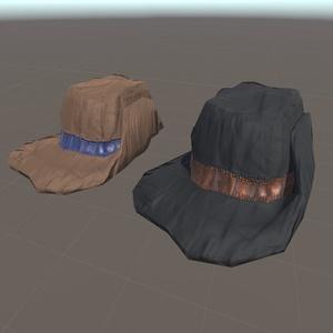紳士帽子(Gentle hat)